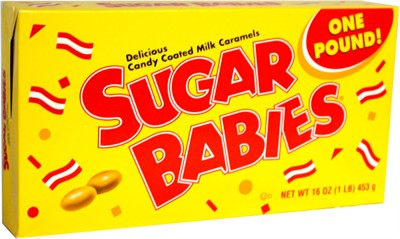 Sugar Babies Candy - GIANT 1lb Box