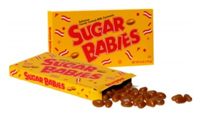 Sugar Babies Theatre Size Boxes 12ct.