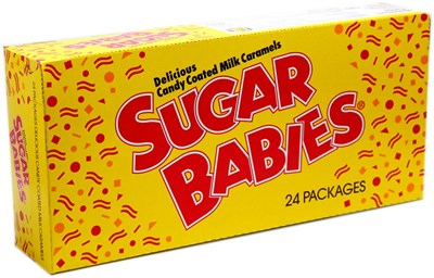 Sugar Babies Candy 24ct