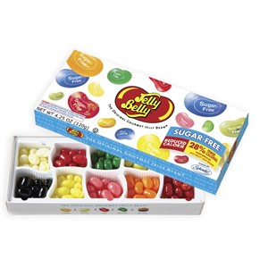 Sugar Free Jelly Belly 10 Flavor Gift Box