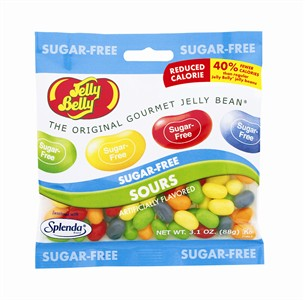 Sugar-Free Easter Candy Jelly Belly Sours 2.8oz