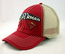 Superman Pennant Adult Hat (sold out)
