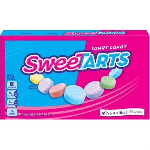 Sweetarts Candy Theatre Box 6oz
