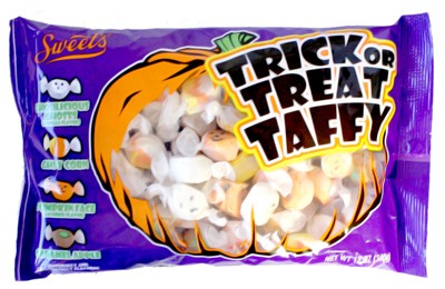 Trick or Treat Taffy Mix 12oz.(Sold Out)