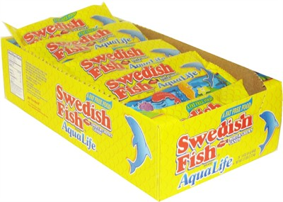 Swedish Fish - AquaLife 24ct. (discontinued)