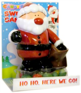 Sweet Santa Candy Dispenser (Sold Out)