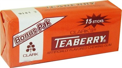 Teaberry Gum - 2ct.