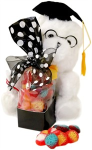 Graduation Gummy Brains Bear (discontinued)