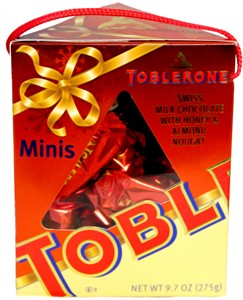 Toblerone Mini Chocolates Gift Box 9.7oz. (sold out)