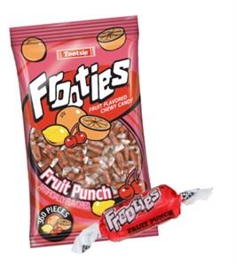 Tootsie Frooties - Fruit Punch 360ct.