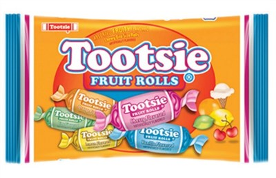 Tootsie Midgee Fruit Rolls Easter Egg Filler - 1LB