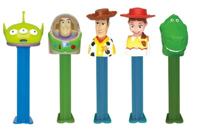 Toy Story PEZ Dispensers 12ct.