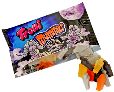 Trolli Gummi Mummies 18ct. (DISCONTINUED)