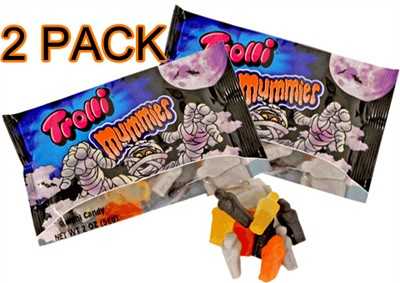 Trolli Gummi Mummies 2ct. (DISCONTINUED)
