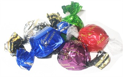 Chocolate Truffles From Around the World 1lb (Sold Out)
