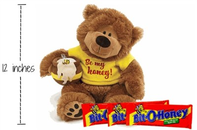 Be My Honey Large Plush Teddy Bear