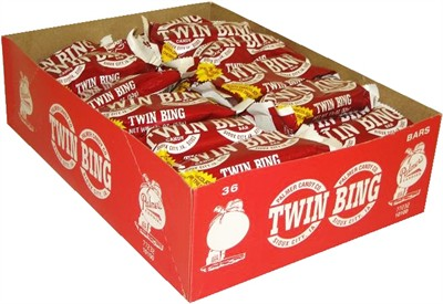 Twin Bing Bars 36ct