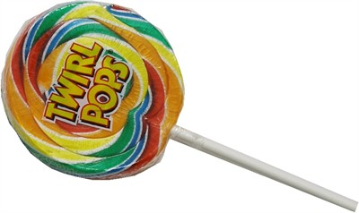 "Twirl Pops 3oz 3.5"" (SOLD OUT)"