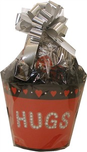 Valentine Hugs Keepsake Tin Pail (Sold Out)