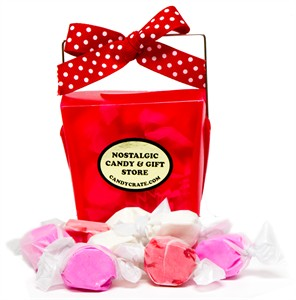 Valentine Fortune Heart Nougat Box