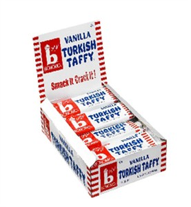 Bonomo Turkish Taffy - Vanilla 24ct. (coming soon)