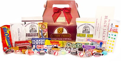 <strong>Vintage Candy [1800's - 1900's] Gift Box </strong>