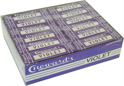 C. Howard Violet Mints 24ct