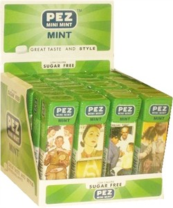 Vintage PEZ Mini Mints 24ct. (DISCONTINUED)