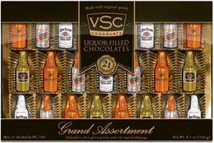 VSC Liquor Filled Chocolates Grand Assortment (Sold Out)