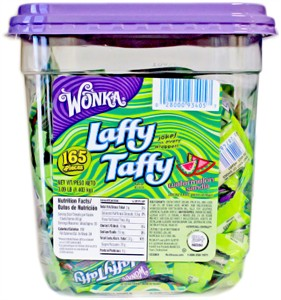 Laffy Taffy 145ct. Tub - Watermelon