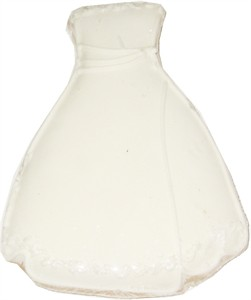 Wedding Gown Vanilla Sugar Cookie (sold out)
