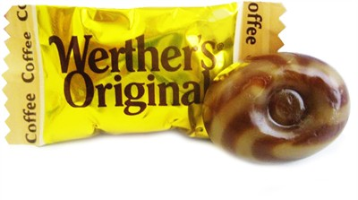 Werther's Original Caramel Coffee 5lbs (DISCONTINUED)