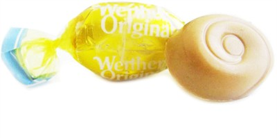 Werther's Original Caramelts  Candy 5lbs (DISCONTINUED)
