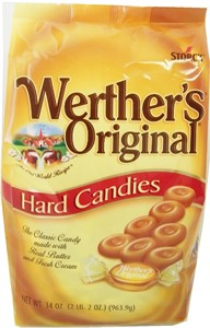 Werther's Original Hard Candies 2lb  (DISCONTINUED)