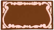Wilton's Add-A-Message Candy Bar Mold (SOLD OUT)