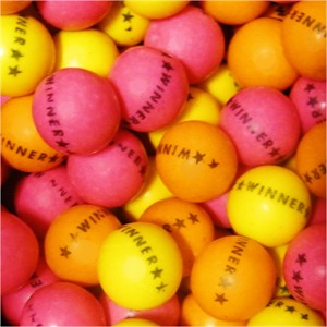 Winner Dubble Bubble Gumballs 1 inch 5lb (DISCONTINUED)