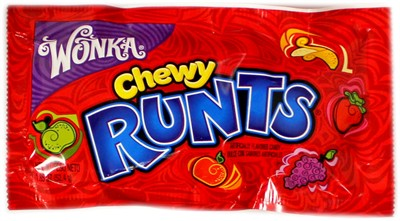 Chewy Runts - 2ct. (coming soon)