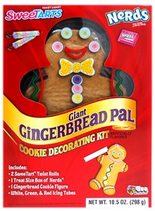 Wonka Giant Gingerbread Pal Cookie Decorating Kit (sold out)