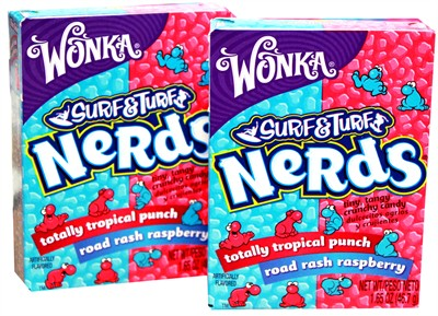 Nerds Surf and Turf - 2ct.