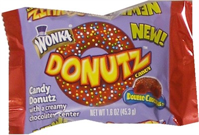 Wonka Donutz 1.6oz (discontinued)