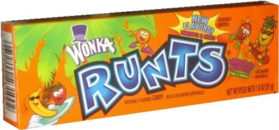Runts Candy (DISCONTINUED)