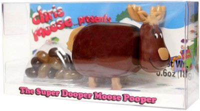 Chris Moose Super Dooper Moose Candy Pooper
