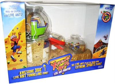 Xtreme Ants Live Ant Habitat (DISCONTINUED)