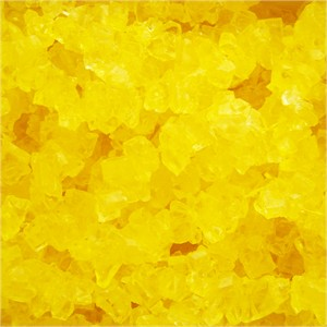 Rock Candy Strings - Lemon Yellow 5LB