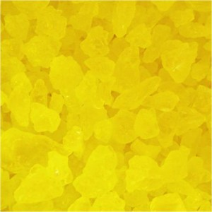 Rock Candy Crystals - Lemon Yellow 5LB