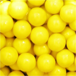 Sixlets Golden Yellow Candy - 5LB