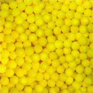 Yellow Sugar Candy Beads 5LB (sold out)