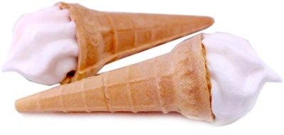 Yum Yum Marshmallow Cones