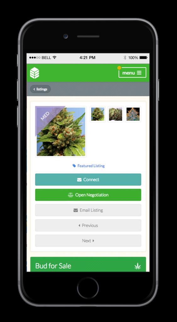 cannabase wholesale marijuana marketplace