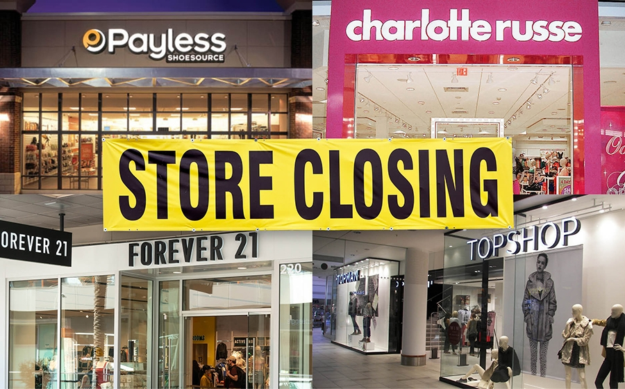 Glasheen Store Closing